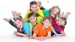 Pile of kids